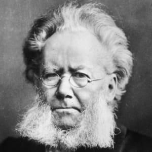 Henrik Ibsen - (1828-1906)