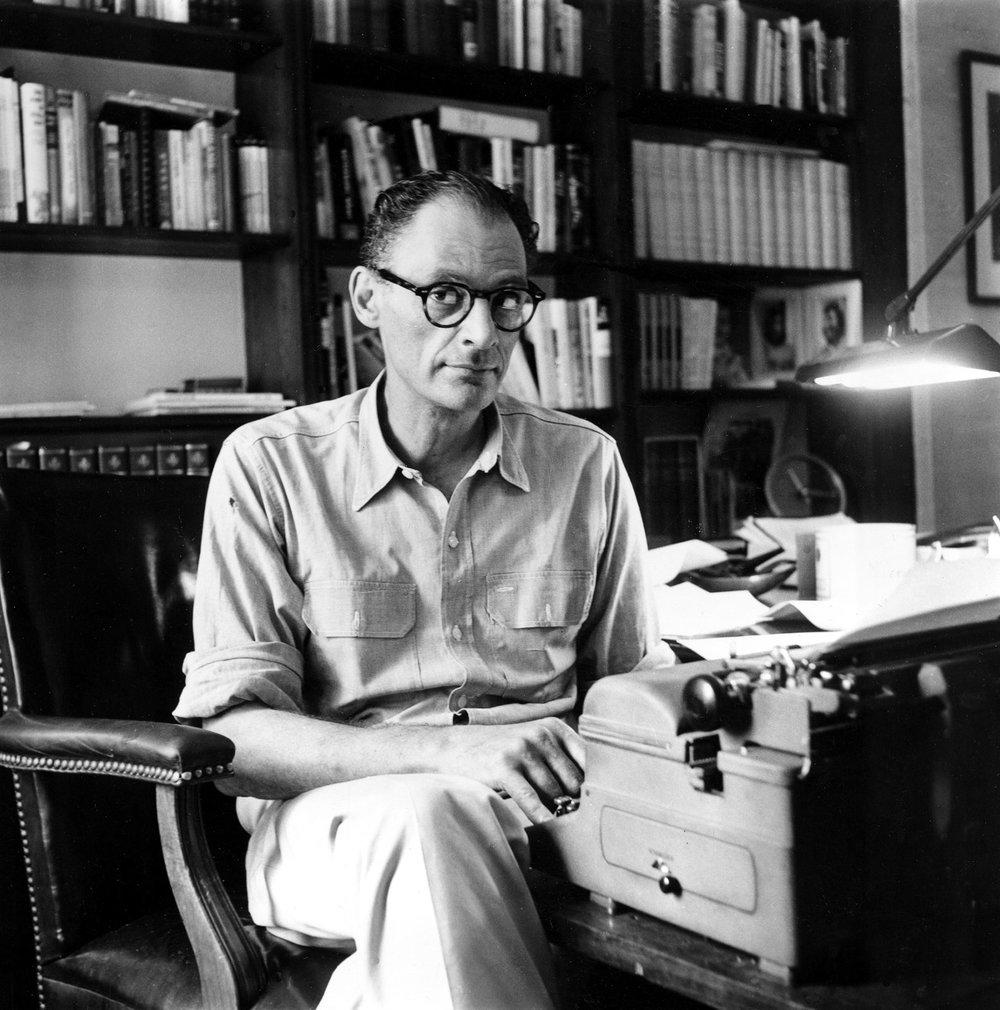 Arthur Miller - (1915-2005)