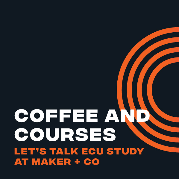 Coffee & Course Conversations — Maker + Co