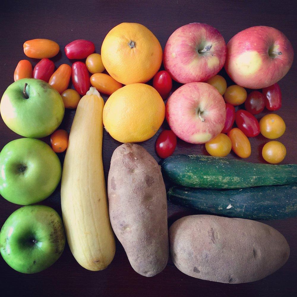 produce - local & organic