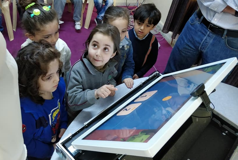 Finnish-produced YetiTablet introduces collaborative learning to Jordanian classrooms - May 2nd, 2018
