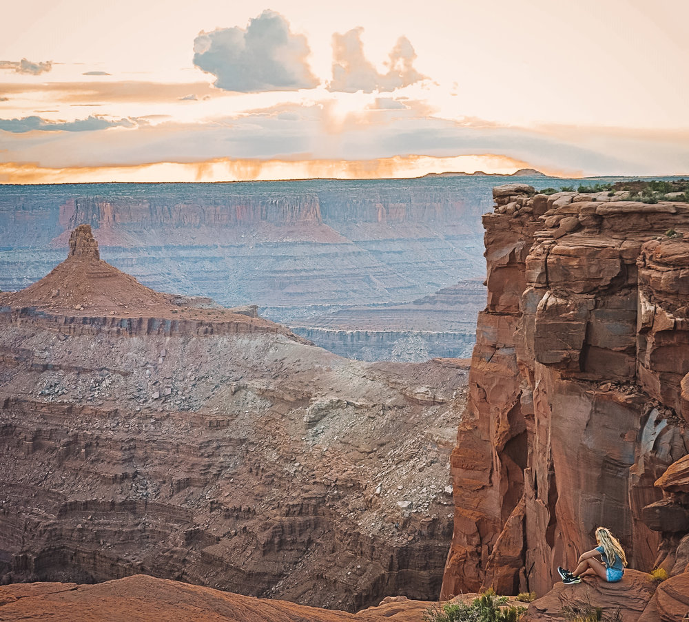 Red Rock Canyons in Utah