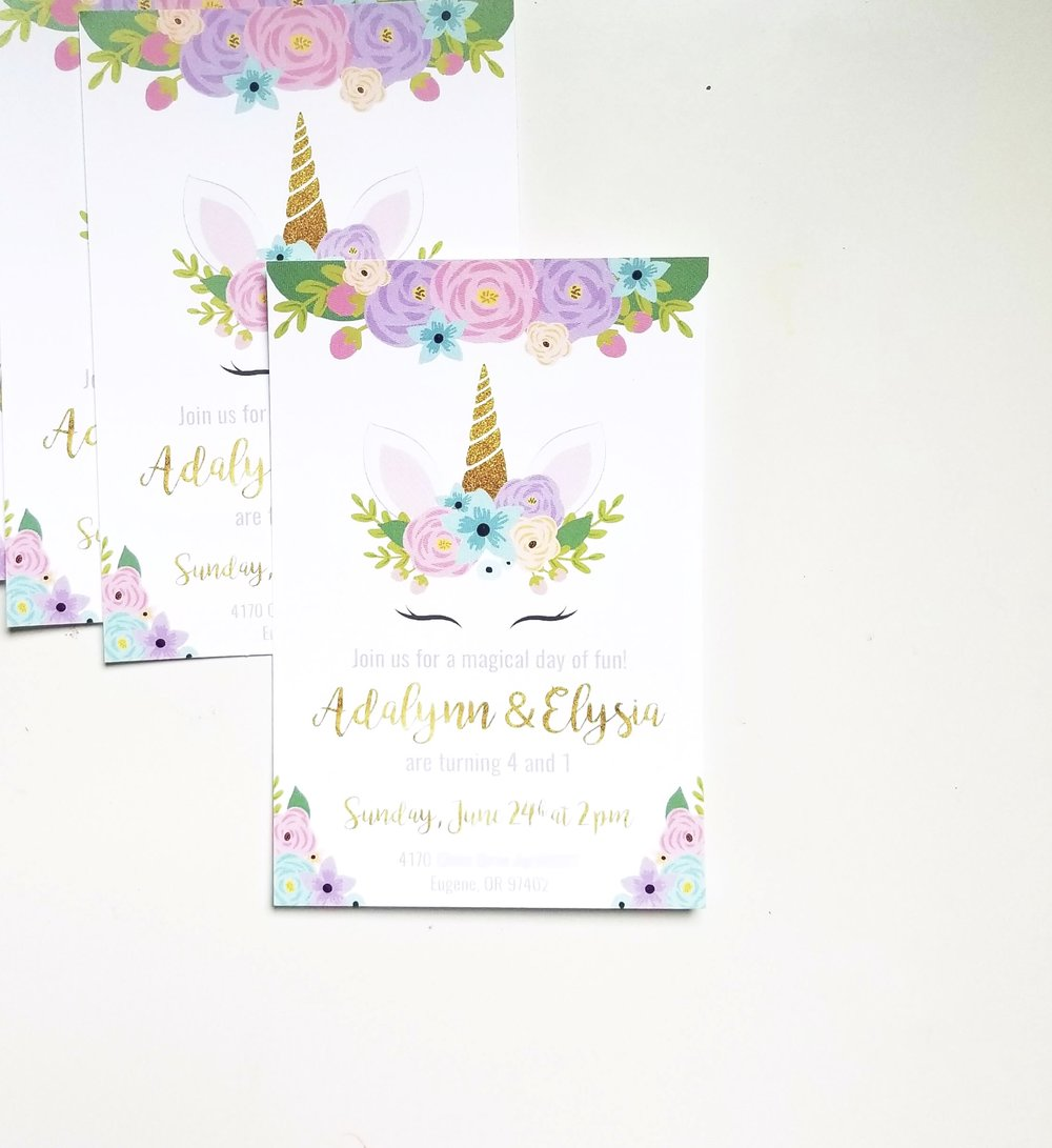 Invitations by Graceful Jane Designs & Events