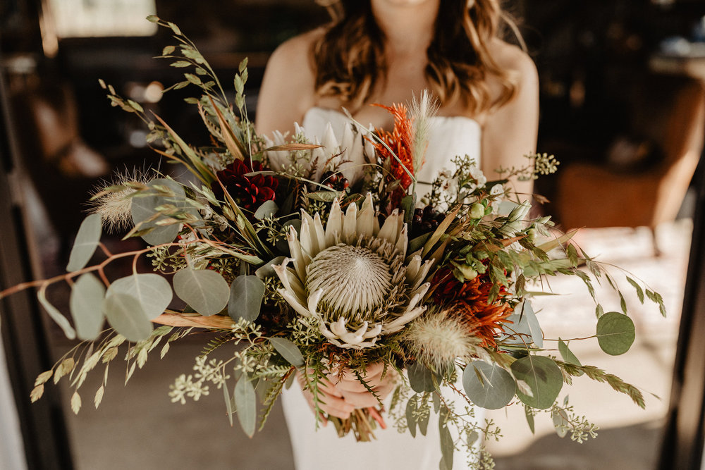 Photography by Lauren Miles Photography  Floral Design by Blooms and Twine Floral Design