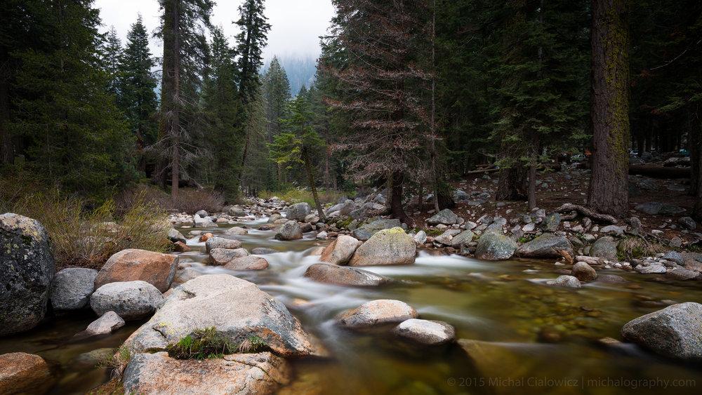 Marble Fork Kaweah River (Nikon D800 + 17-35mm f/2.8)
