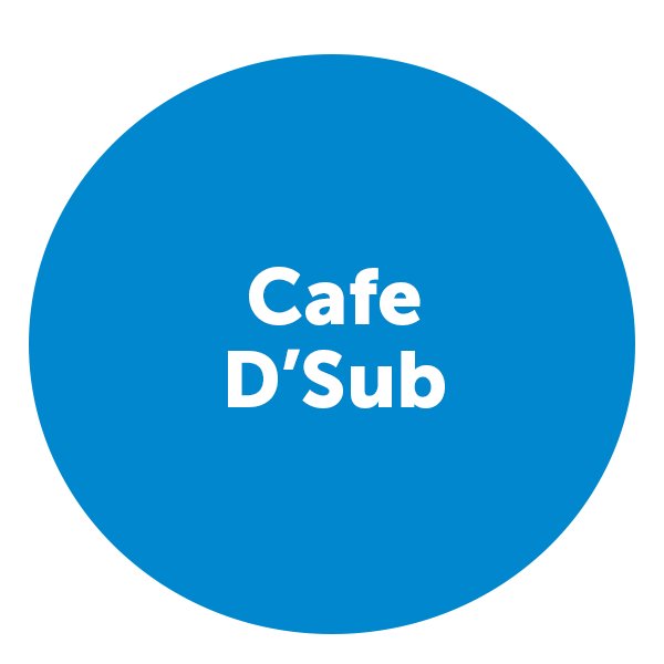 Cafe D'Sub Croydon Central