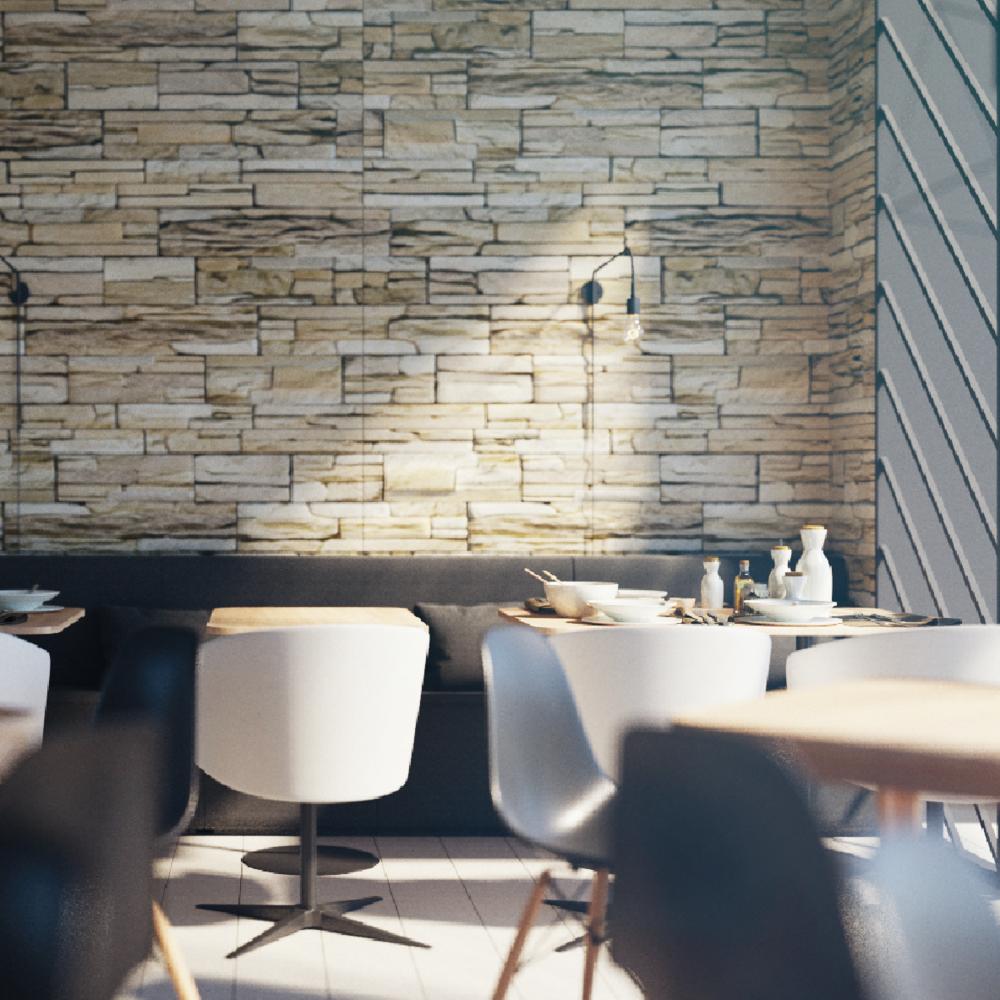 2016  l'olivier interior restaurant, beirut