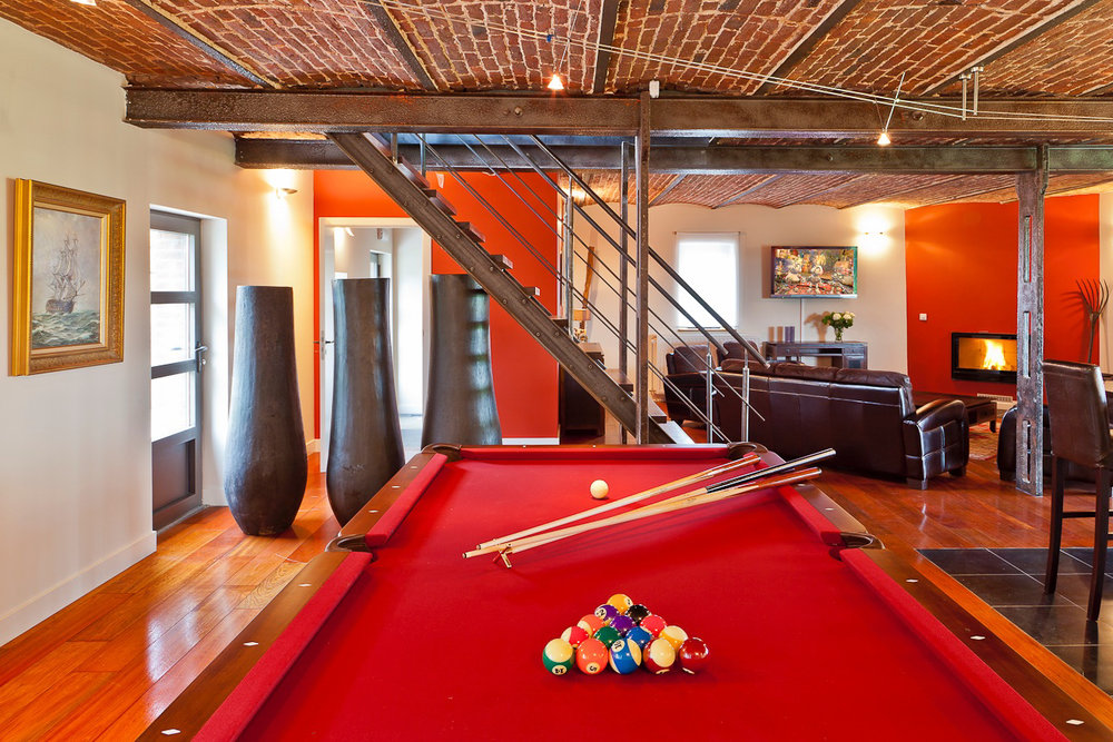 Pool Table  - Fancy a game of pool ?