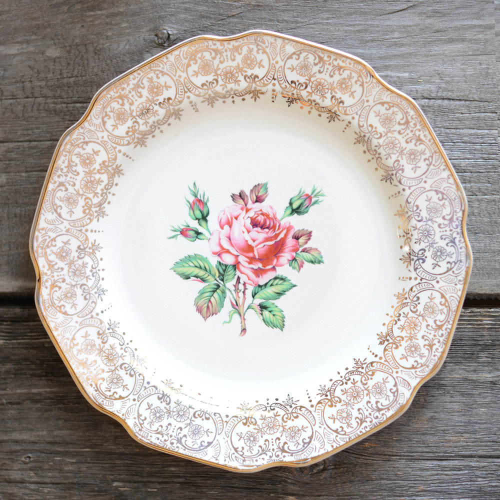 Briar dinner plate - 2 available