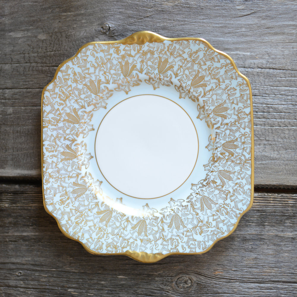 gladstone serving plate