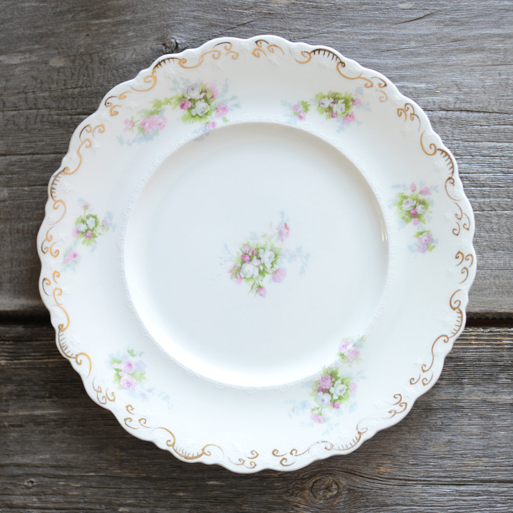 hanley dinner plate - 4 available