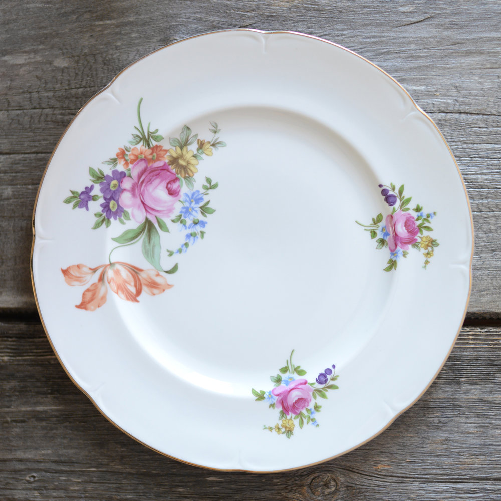 hanneburg dinner plate - 4 available