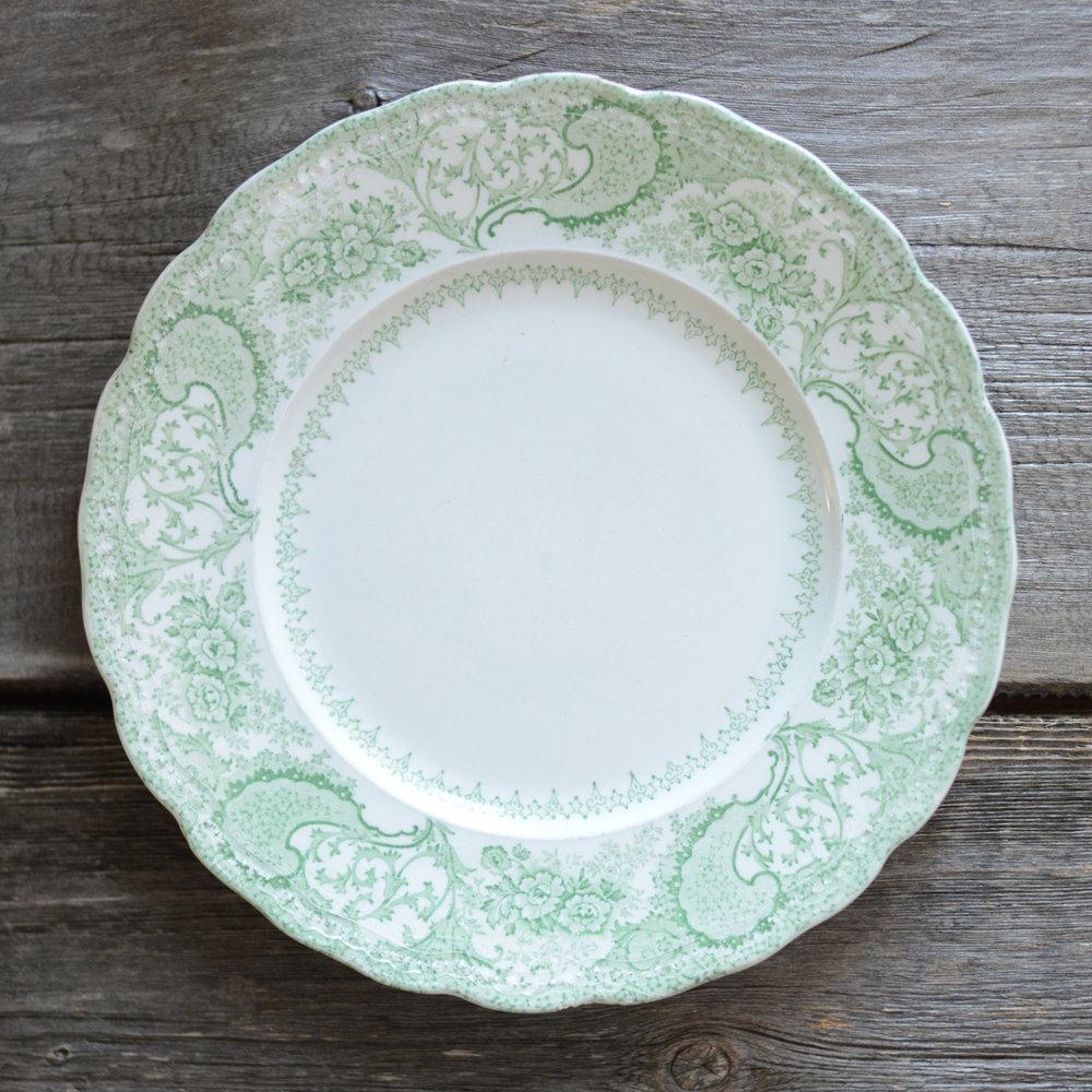 newharf dinner plate