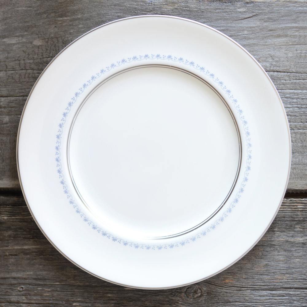 sinclair dinner plate - 2 available