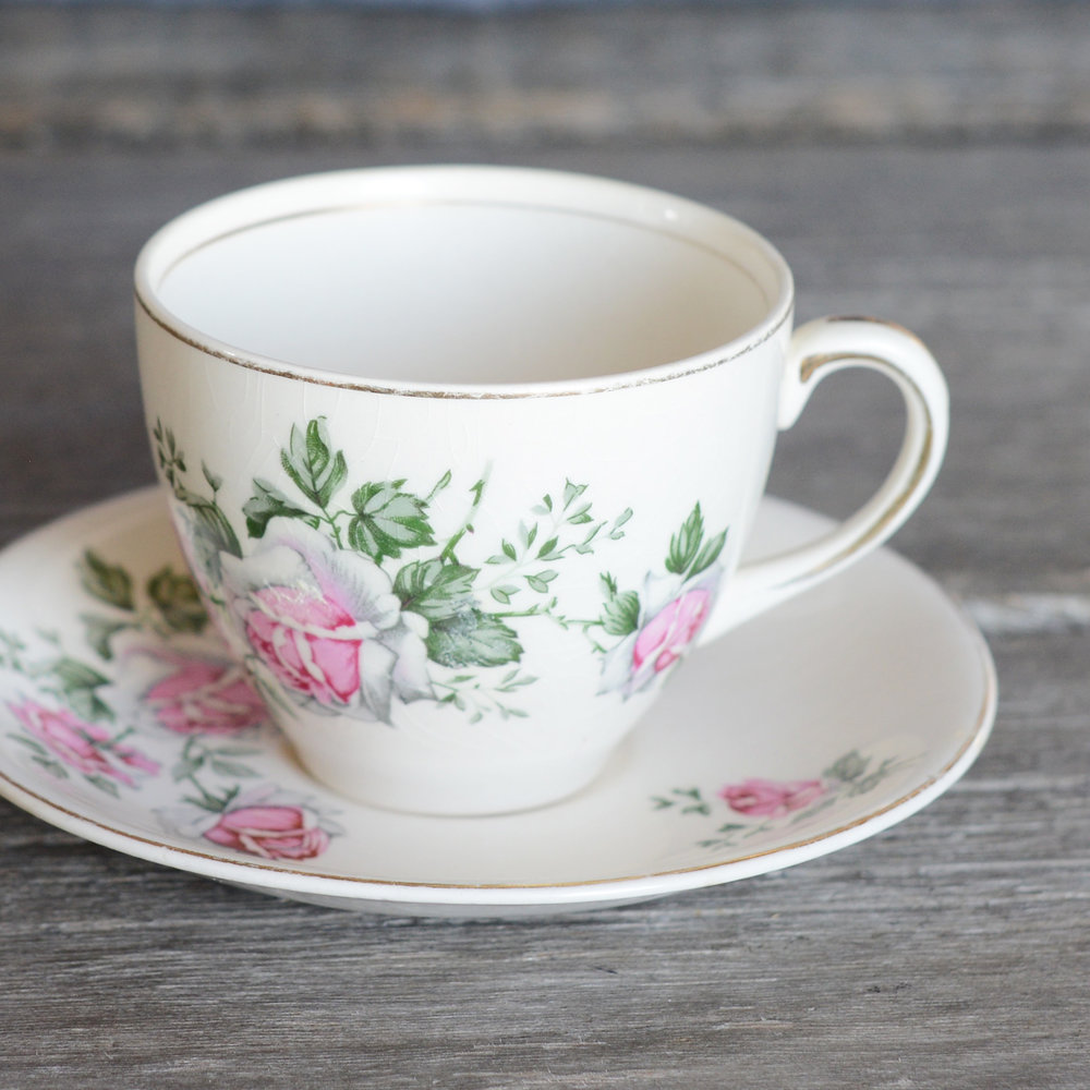 belshaw tea cup and saucer