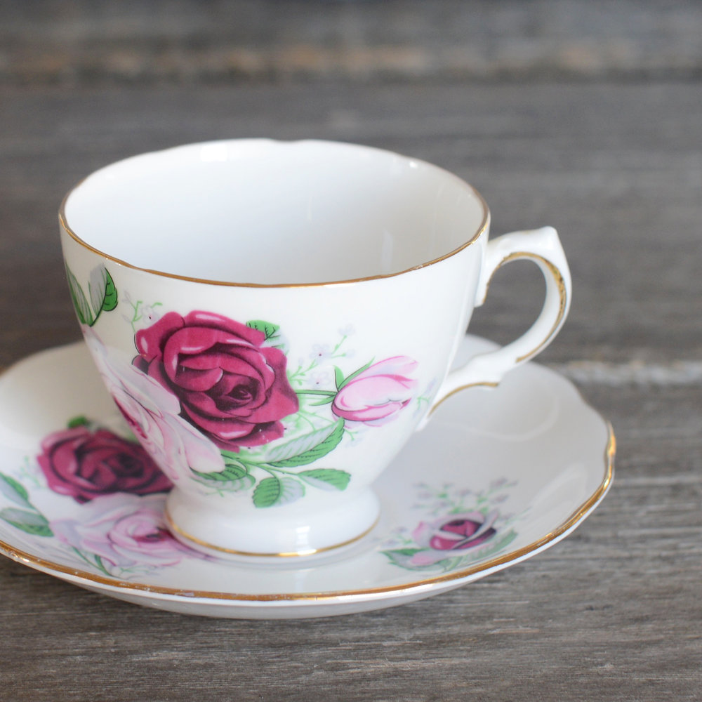 farren tea cup and saucer