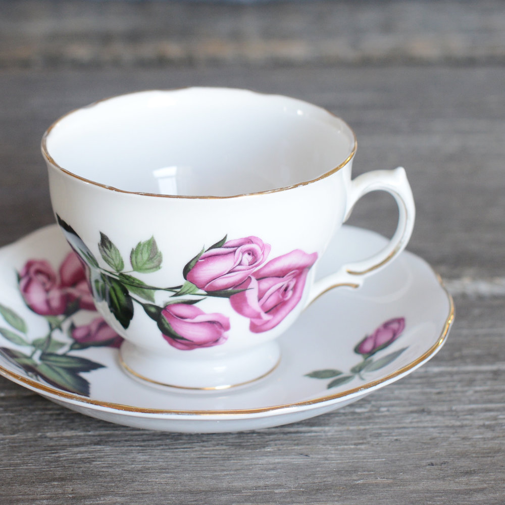 gilks tea cup and saucer