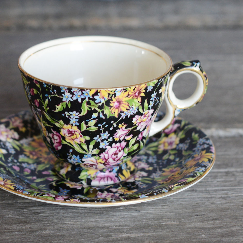 warrilow tea cup and saucer