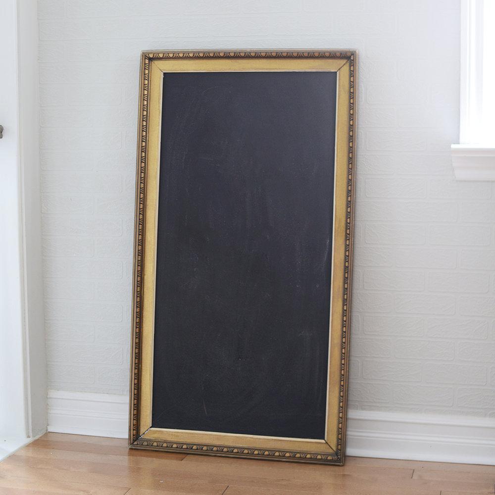 """20"""" x 40"""" ollie chalkboard"""