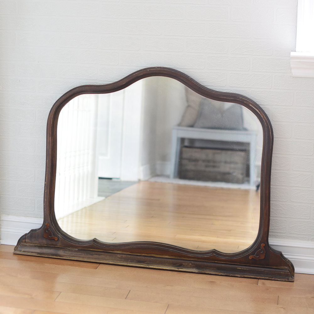 "27"" x 33.5"" lawrence mirror"