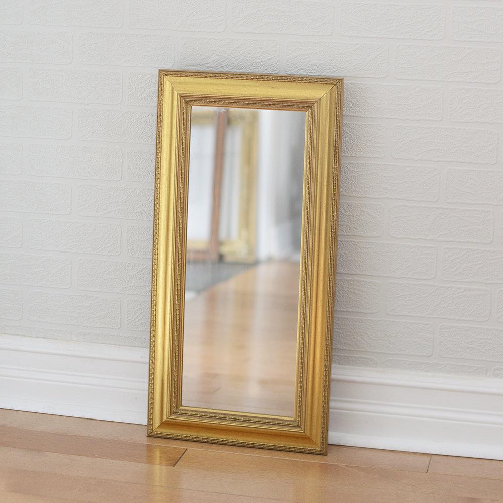 """8"""" x 20"""" archie mirror"""