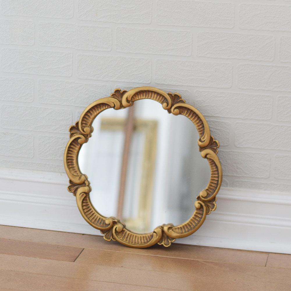 "12"" x 12"" marion mirror"
