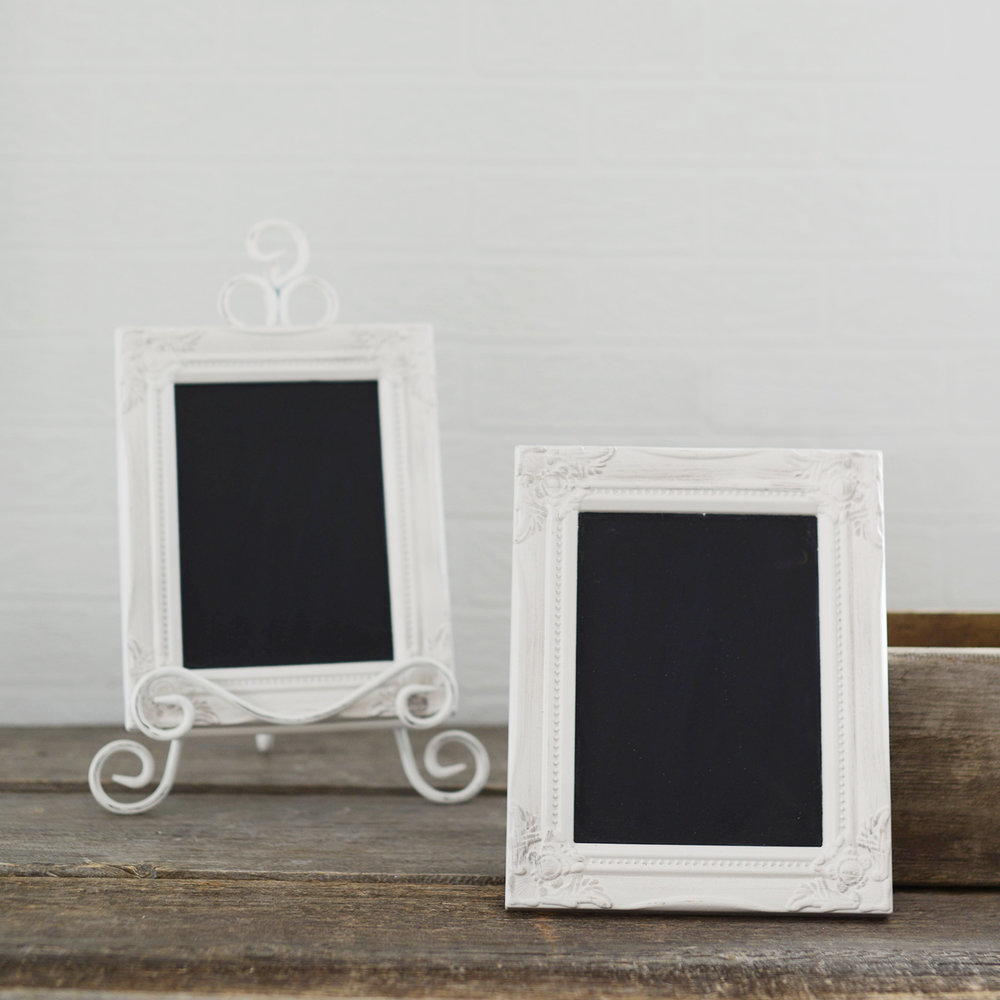 """5"""" x 7"""" welch chalkboards - 2 available"""