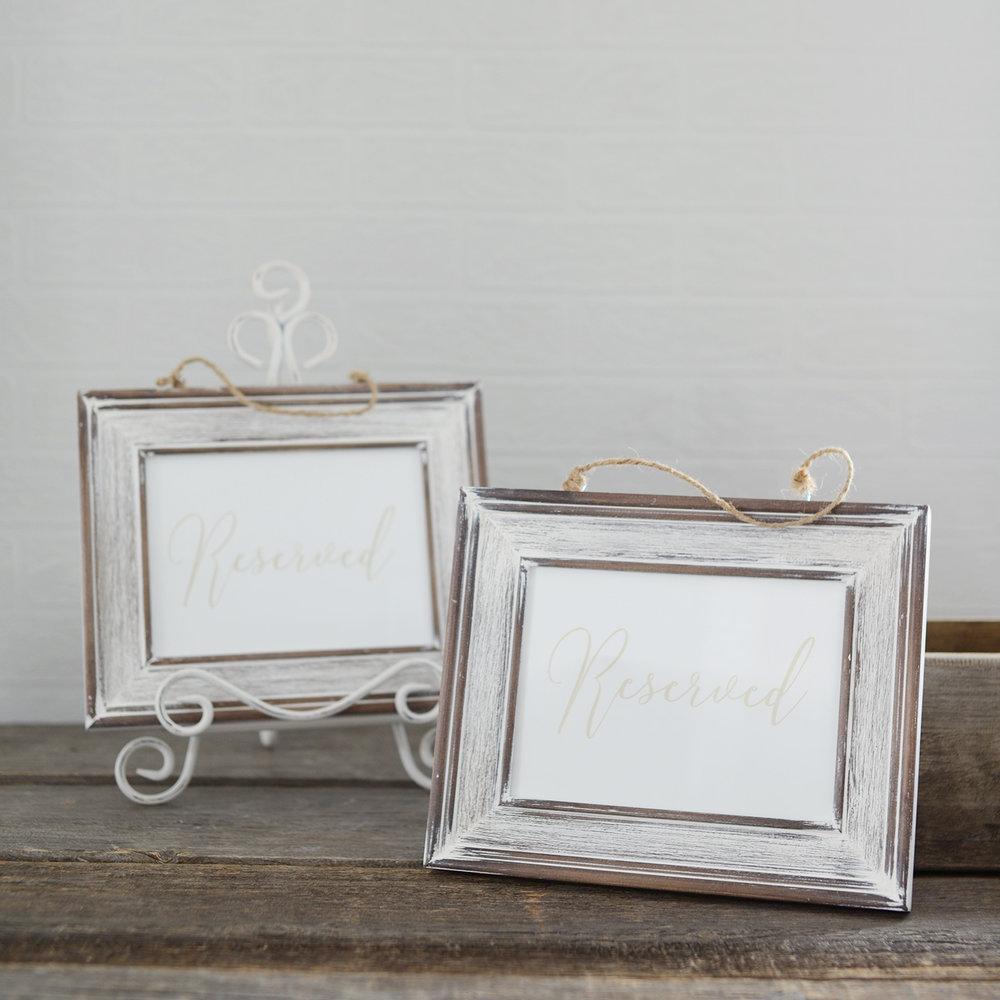 "5"" x 7"" frames - 4 available"