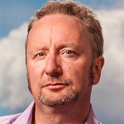 Mark Blyth : Professor of International Political Economy at Brown.