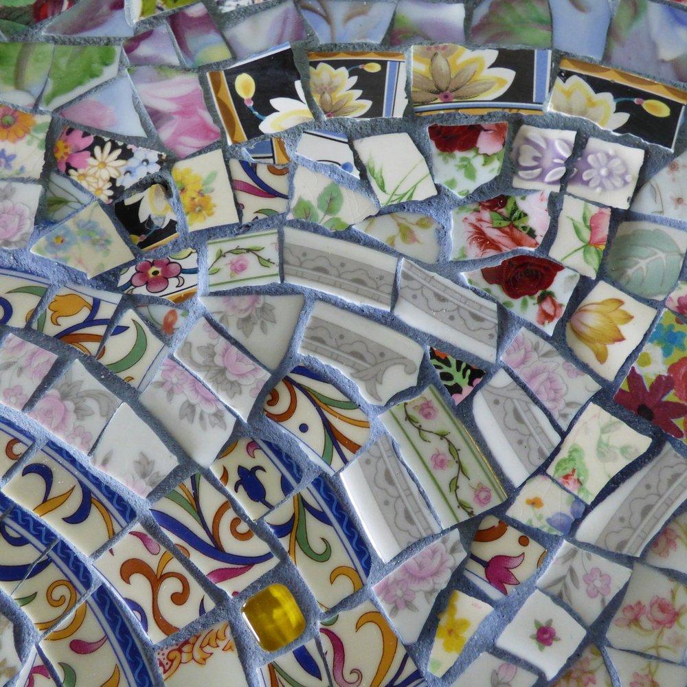June Cigar , Mosaic Artist