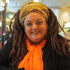 Zita Holbourne, Artist, campaigner & activist