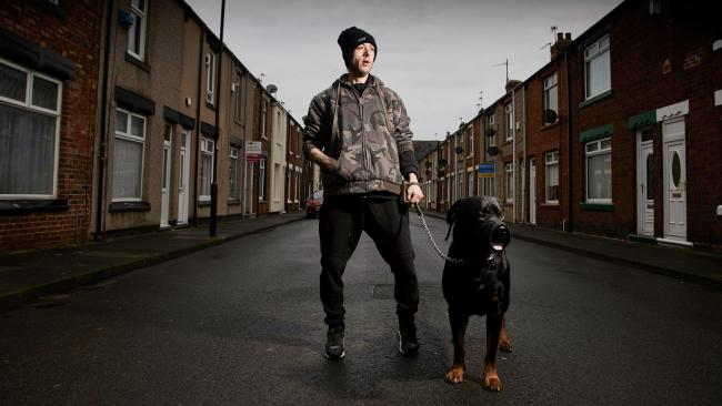 Skint Britain: Friends Without Benefits; photograph: Channel 4.