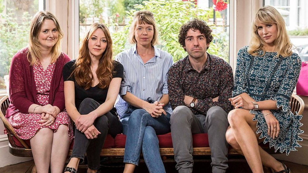 Motherland, co-written by Holly Walsh