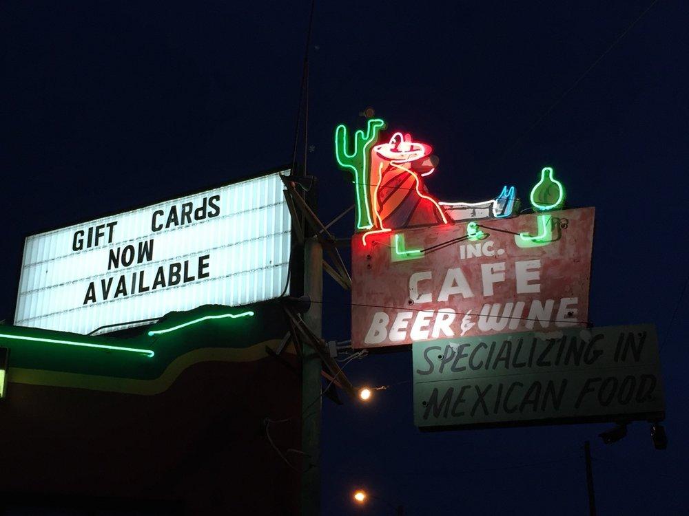 L & J Cafe, El Paso, TX