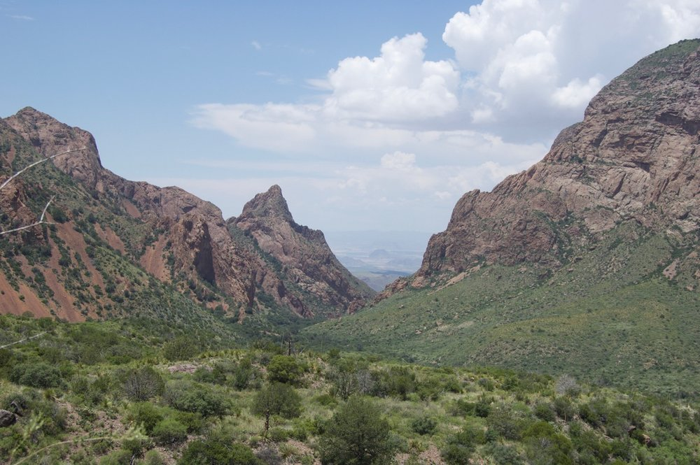 Chisos Basin, Big Bend National Park, TX