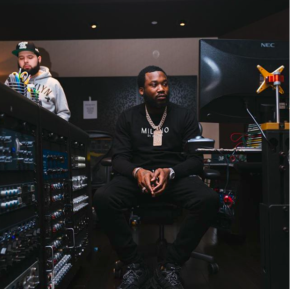 Photo: Meek Mill Instagram
