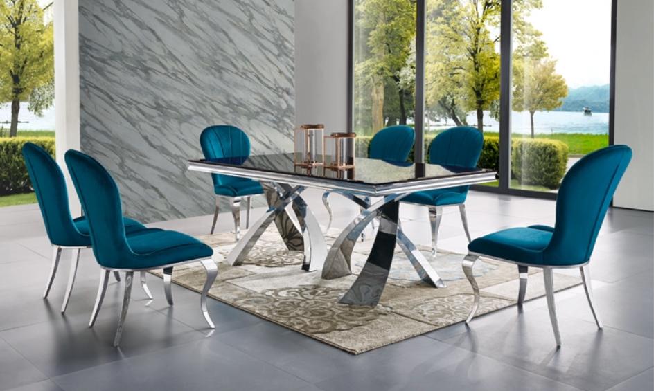Spiral Dining Table U2014 Modern And Contemporary Home Furniture Store Toronto  | RK Royal Design U0026 Furniture