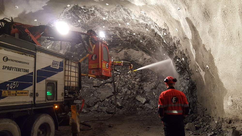 E16 Bagn-Bjørgo er et delprosjekt i utbyggingen av ny E16 gjennom Valdres