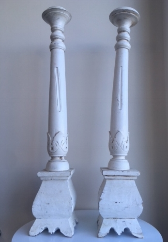 Oversized Candle Holders