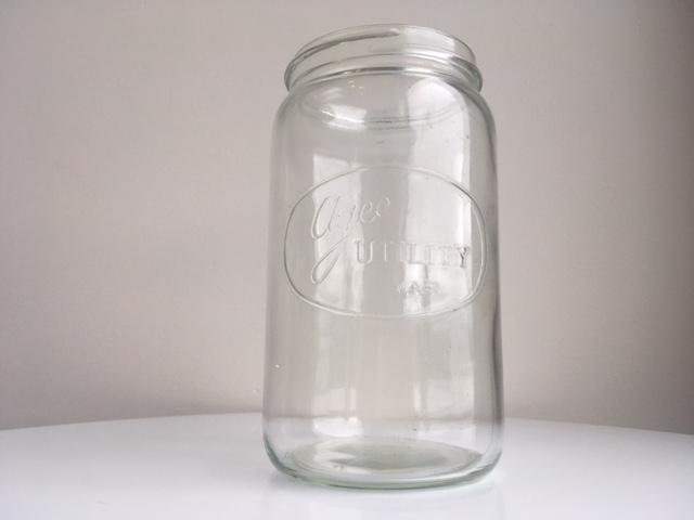 Large Agee Jars