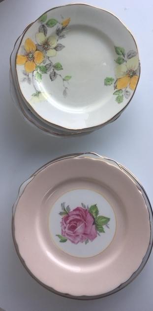 Cake Side Plates
