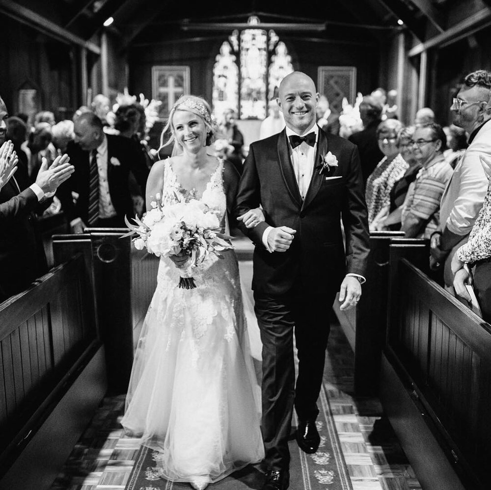 Litisha and Glen - Ceremony - at Kings Chapel - Remuera AucklandReception - The Northern Club - AucklandStyling - Mavis and Foxe Events - Wellington BasedFlowers - Grandi Flora - Remuera - AucklandThe stunning album of our work is arriving soon…