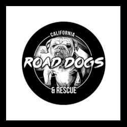 Road Dogs & Rescue  Los Angeles, CA  www.roadogsandrescue.org   @roadogs   facebook.com/roadogsandrescue