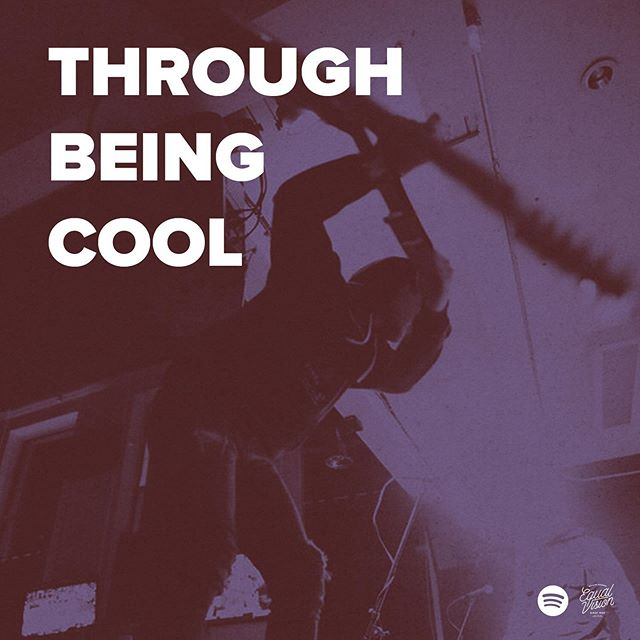 "Sooo we took over the @equalvision playlist ""Through Being Cool"" on @spotify and loaded it up with some of our favorite songs + influences and it's 🔥 throw it on shuffle and have a great Wednesday ⚡️ link in bio!"
