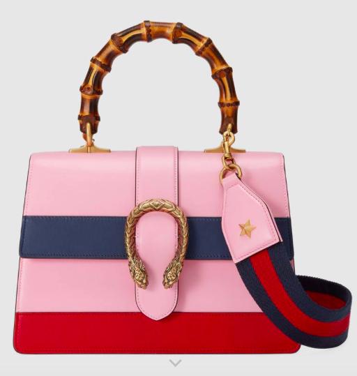 Gucci - Pink bag