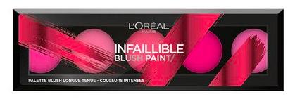 L'Oreal - blush palette