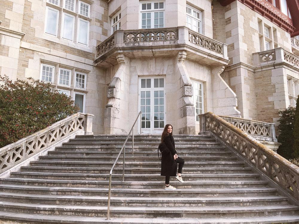 - Palacio de la Magdalena -