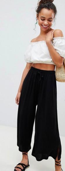 ASOS - black pants