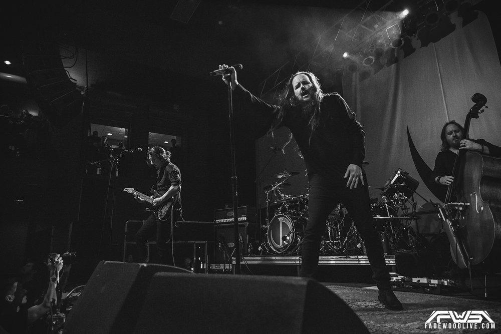 Jonathan Davis - Live at the Knitting Factory Spokane, April 10, 2018
