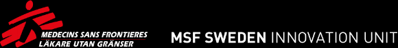 The MSF Sweden Innovation Unit